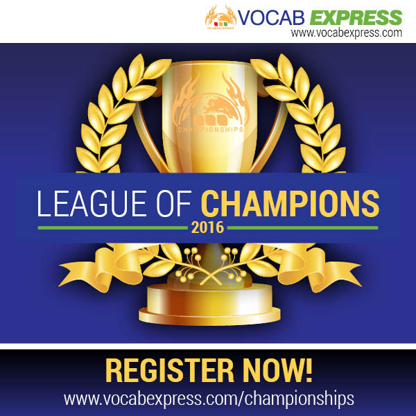 League Of Champions Campaign